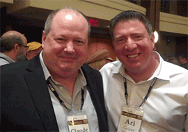 Ari Galper - Master Sales Trainer | Claude Whitacre Meeting The Rich And Famous