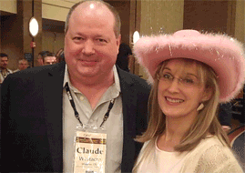 Sydney Biddle Barrows - Best Selling Author | Claude Whitacre Meeting The Rich And Famous